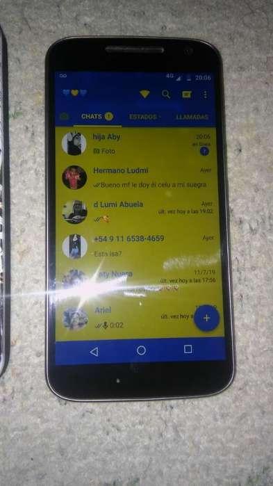 Vendo O Permuto Motorola G4