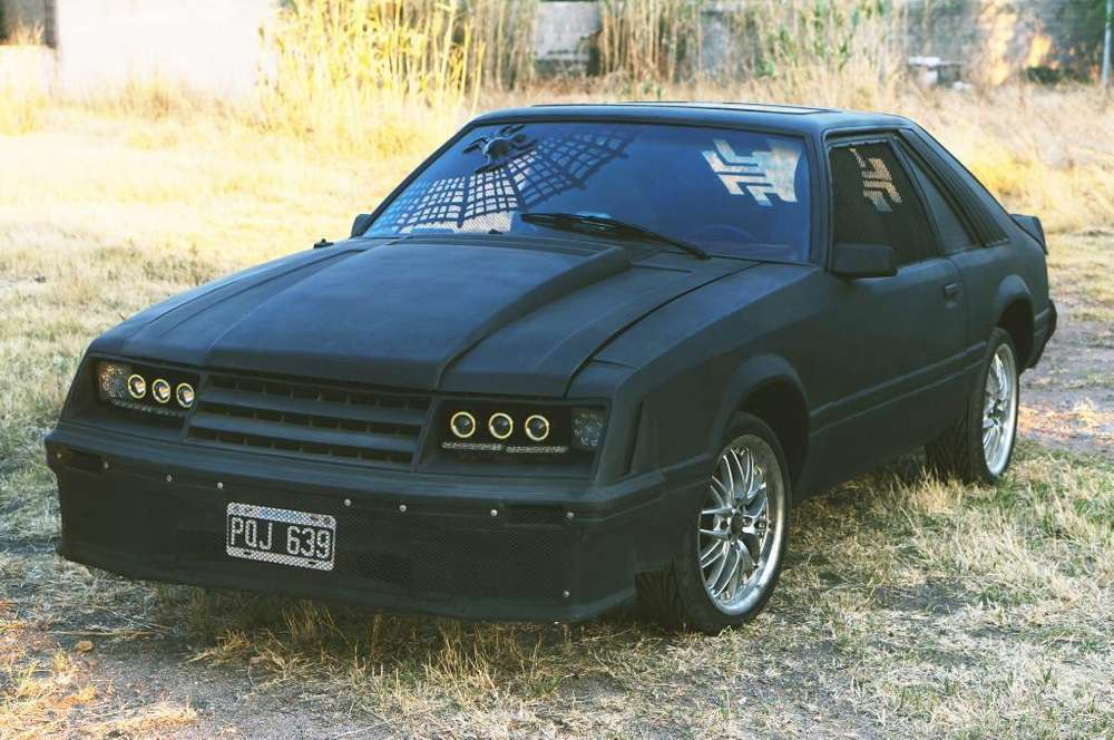 Ford Mustang 1980 - 200 km