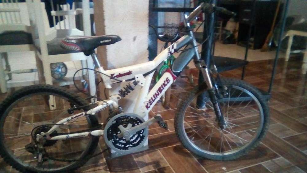 vendo bicicleta4.000