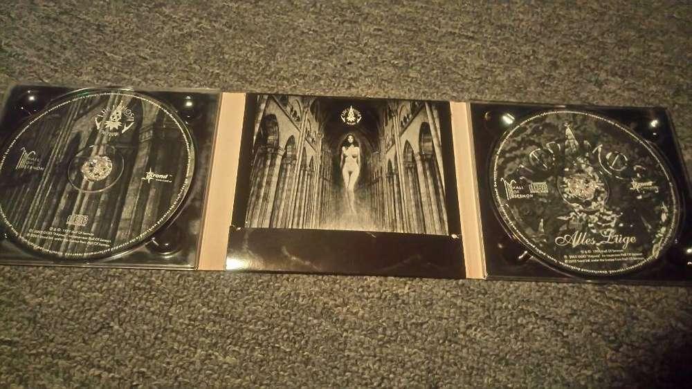 Discos Lacrimosa Edicion Doble