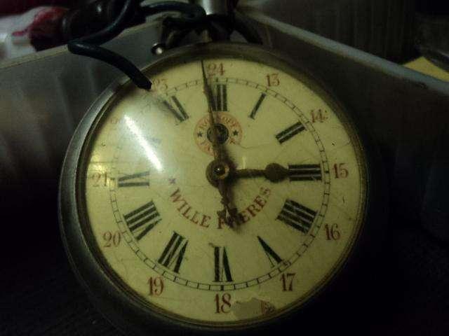 reloj de bolcillo roskopf completo