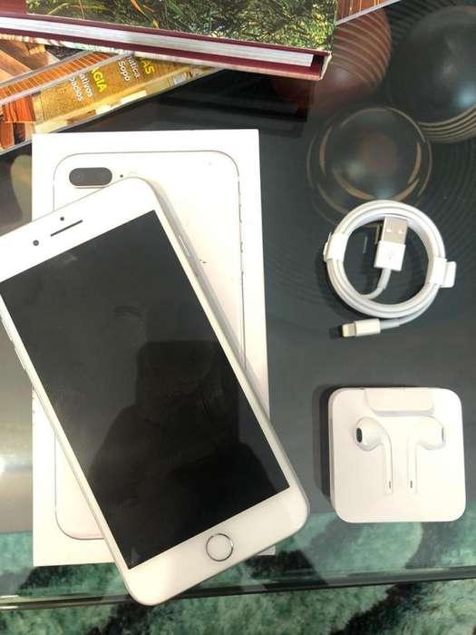 Apple iPhone 8 Plus 256 GB Usado 10/10
