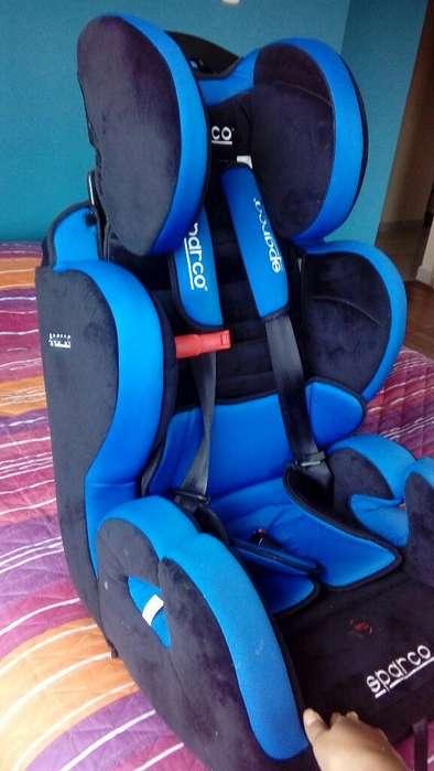 <strong>silla</strong> de Seguridad Sparco para Auto