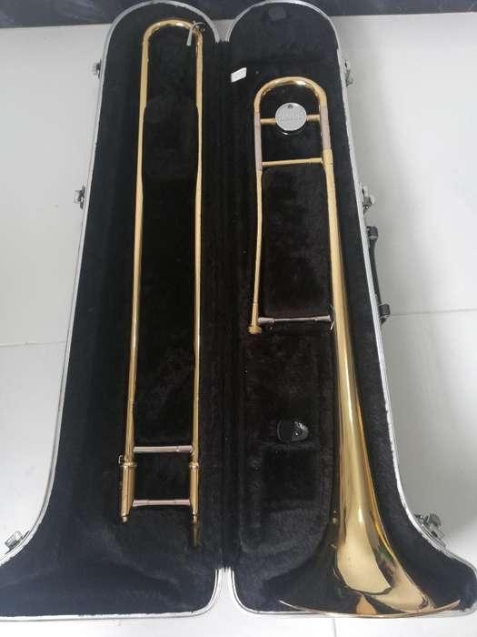 Trombón Yamaha 354