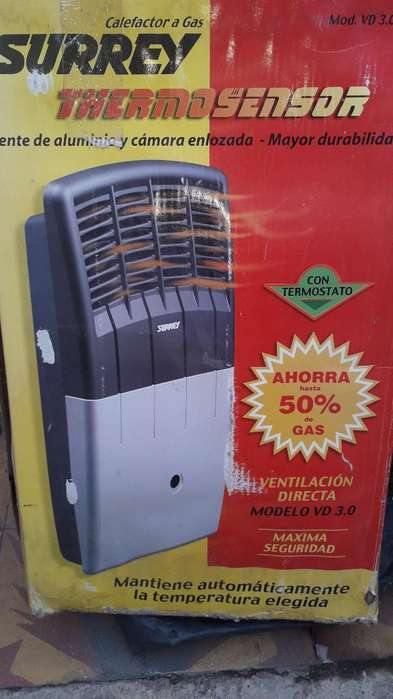 Vendo <strong>calefactor</strong> Surrey