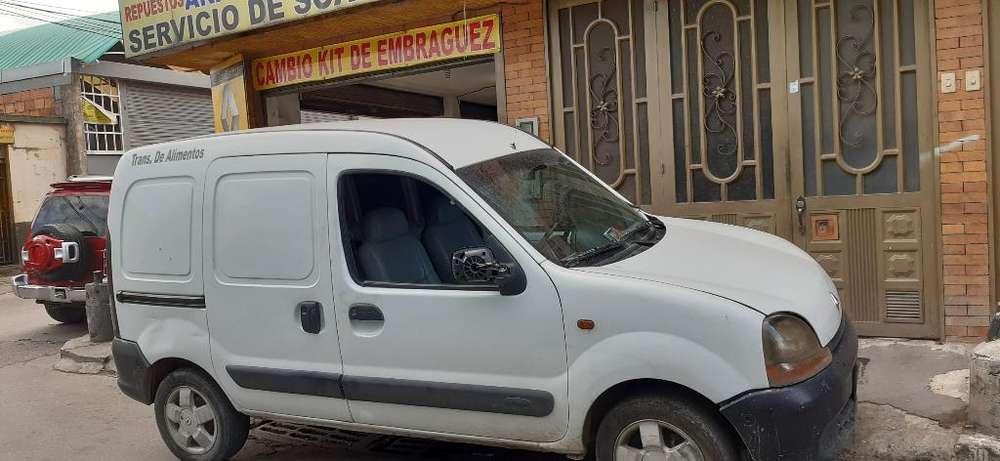 Renault Kangoo  2003 - 239900 km
