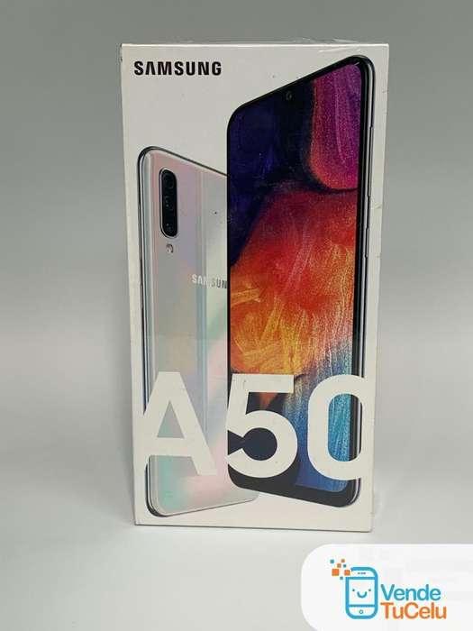 Samsung Galaxy A50 • Vende o Deja tu Equipo en Parte de Pago • VendeTuCelu