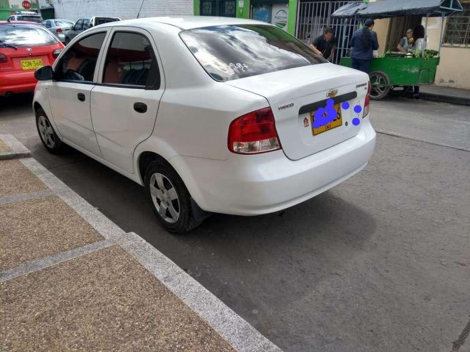 Chevrolet Aveo 2012 - 95000 km