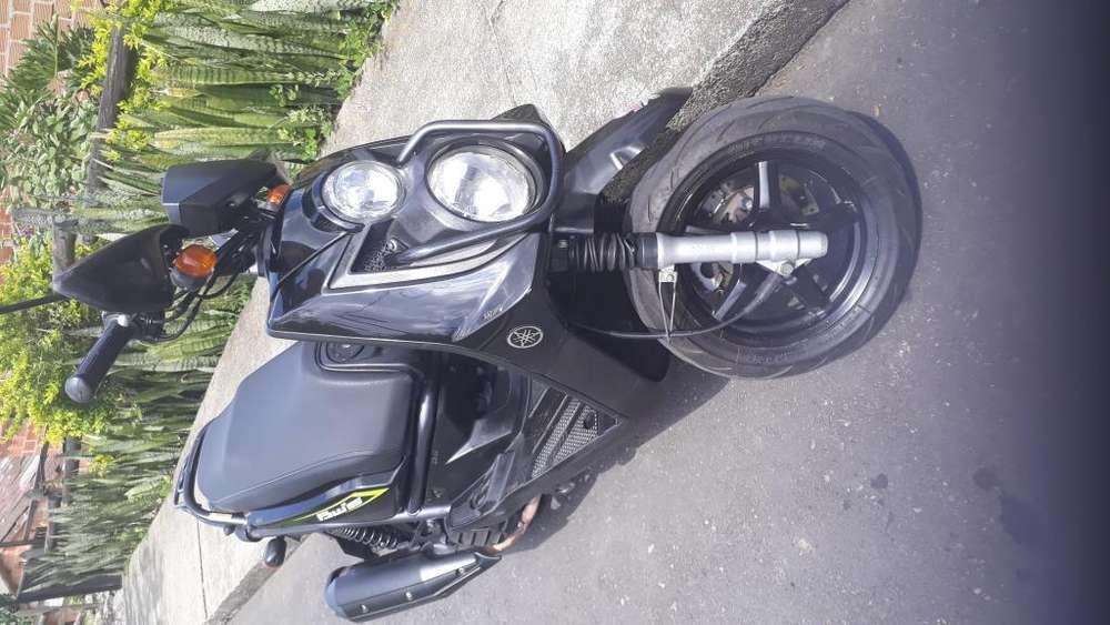 Yamaha BWs modelo 2012