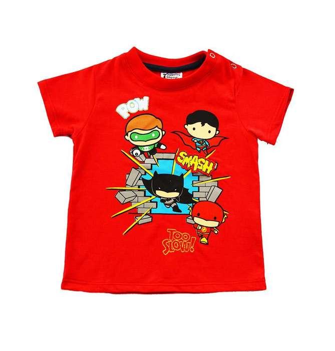 <strong>ropa</strong> para bebe, camiseta para niño de superheroes