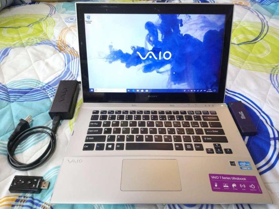 Negociable Laptop Sony Core I5 6gbram