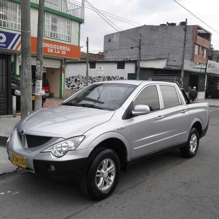 Ssangyong Actyon 2010 - 69000 km