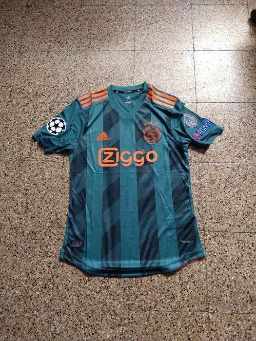 Camiseta Ajax Suplente Climachill 2019