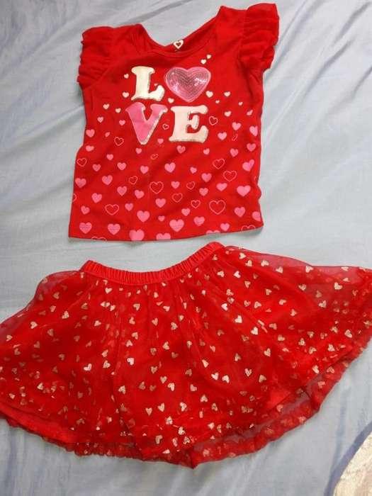 Conjunto LOVE BODY_2T_2 AÑOS_nuevo!!