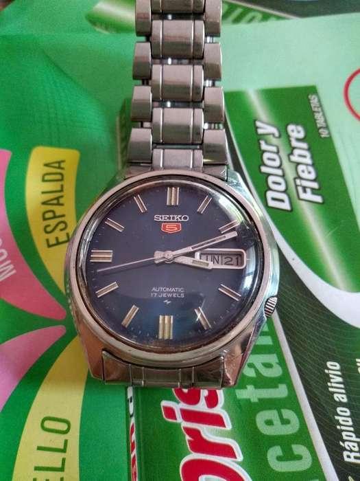 Reloj Seiko Automático Original Barato