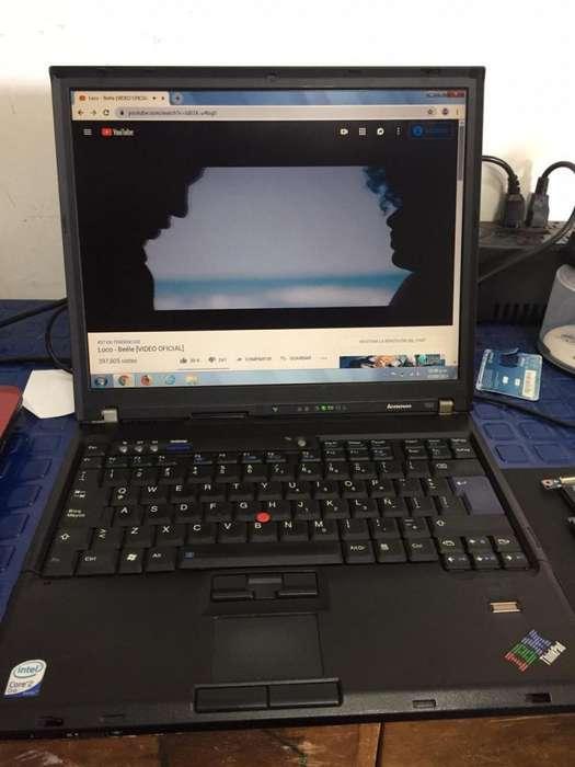 Vendo Portatil Lenovo Thinkpad