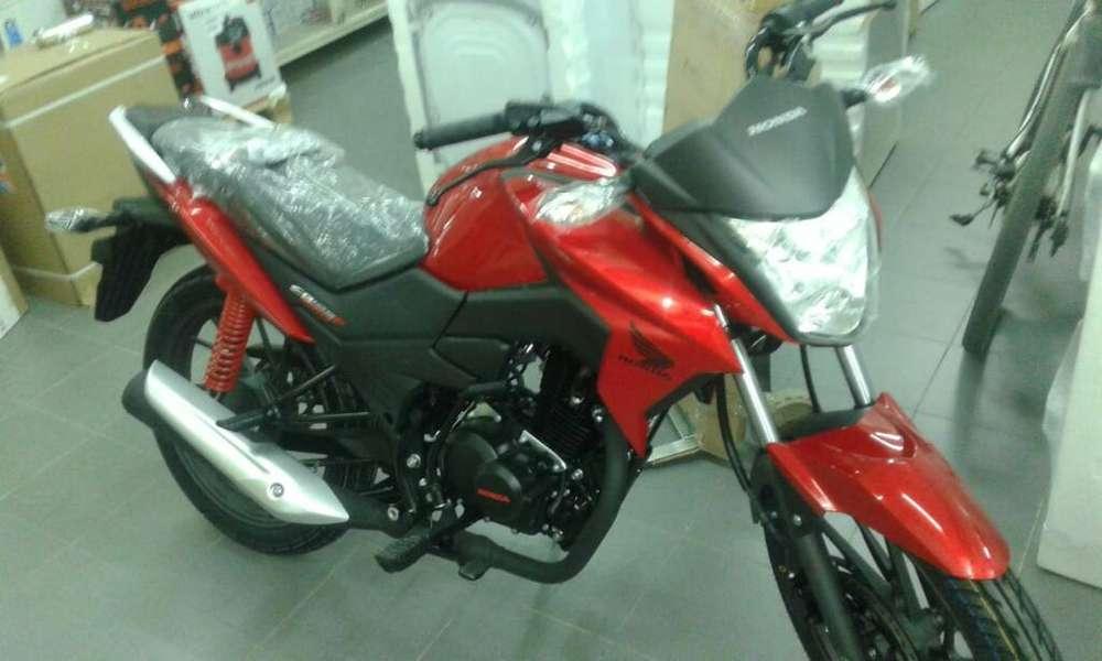 Vendo Honda Cb125 Twister F1