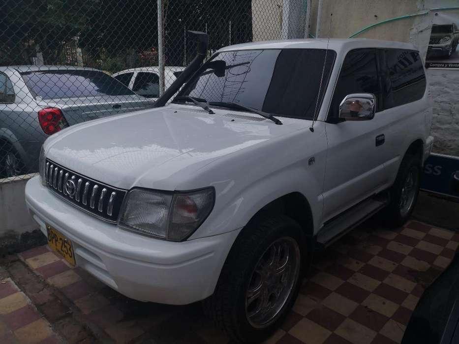 Toyota Prado 2006 - 210430 km