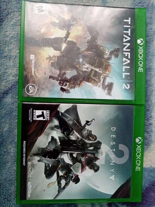 Vendo Juegos Xbox One sin Casi Uso