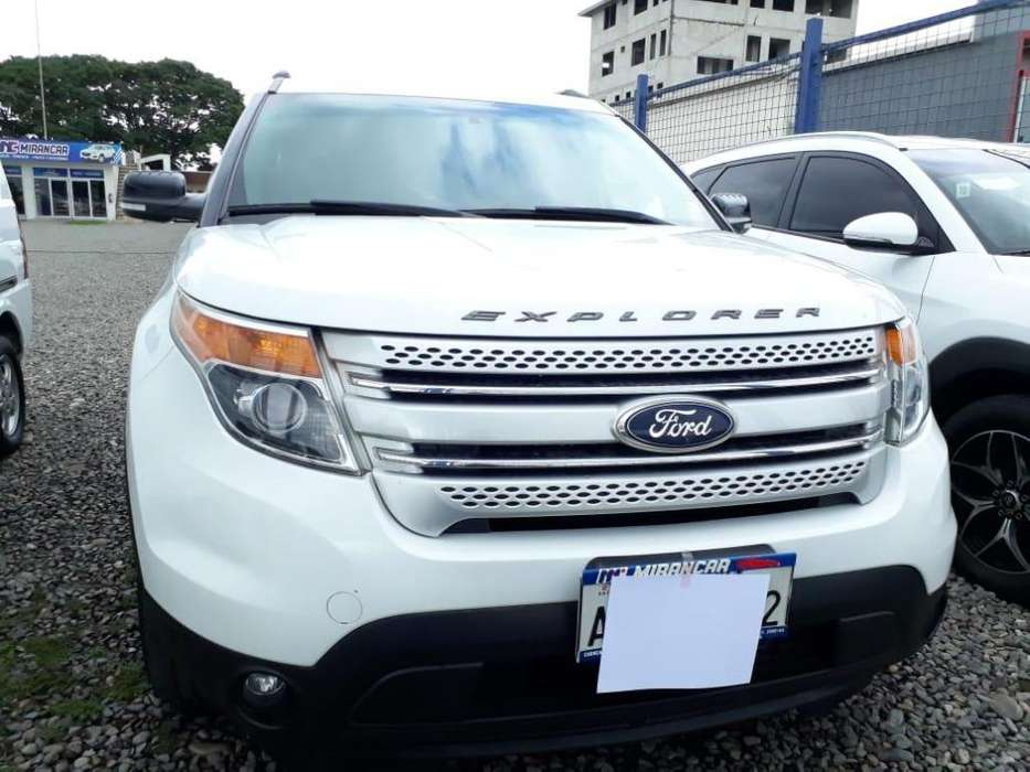 Ford Explorer 2015 - 65000 km