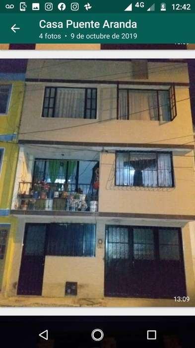 Vendo Casa en Puente Grande Bogotá