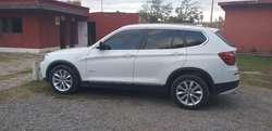 BMW X3 35I BI-TURBO (306cv) xDRIVE EXECUTIVE MOD 2013  1.800.000. Financio y recibo usado