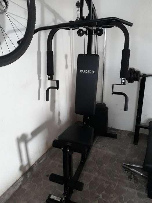 Vendo Gym Rander Nuevo