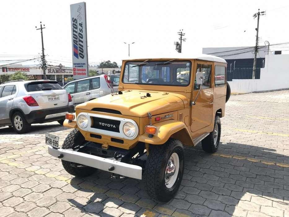 Toyota Land Cruiser 1975 - 100000 km