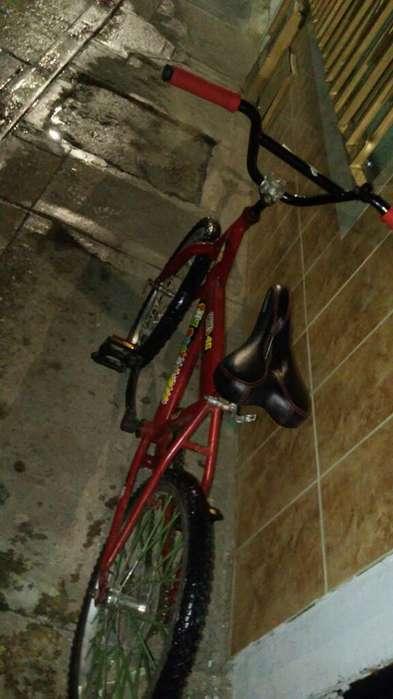 Vendo Bicicleta Recien Pintada Y Buena