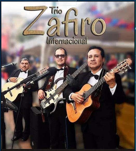 Trío Zafiro Música Elegante Para Sus Fiestas Serenatas Bodas