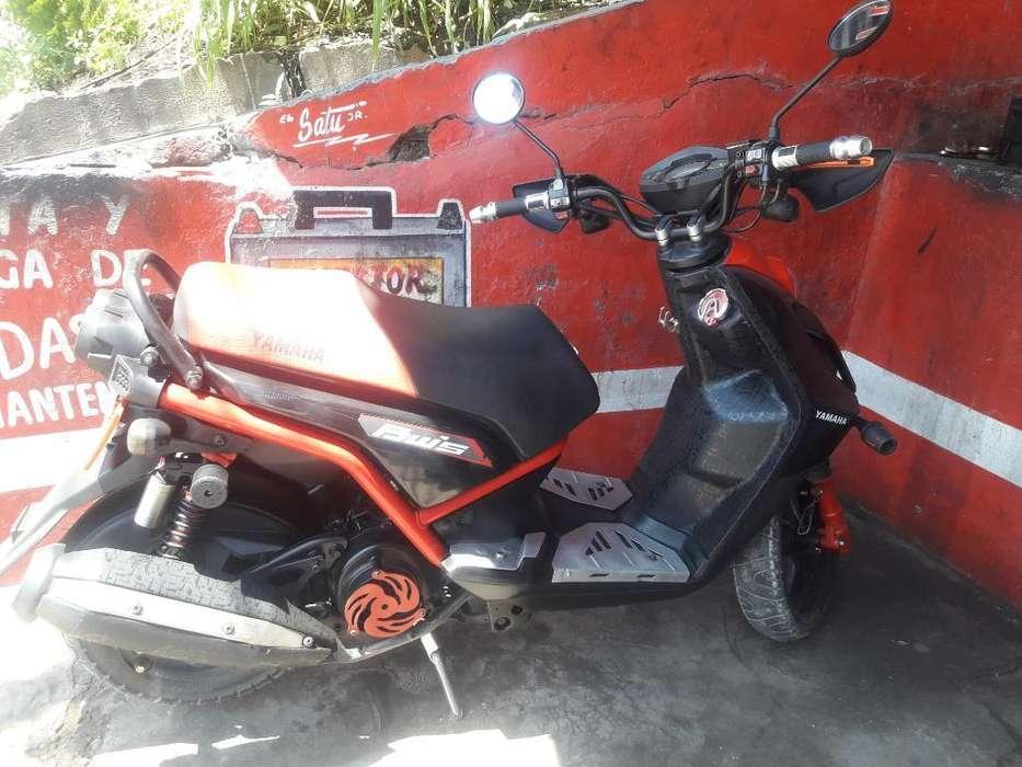 Vendo Moto Bws