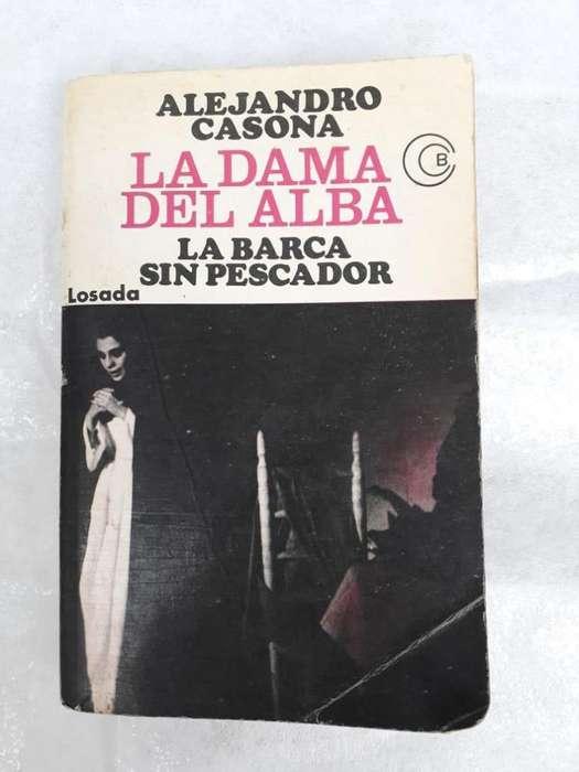 La Dama del Alba - La barca sin pescador