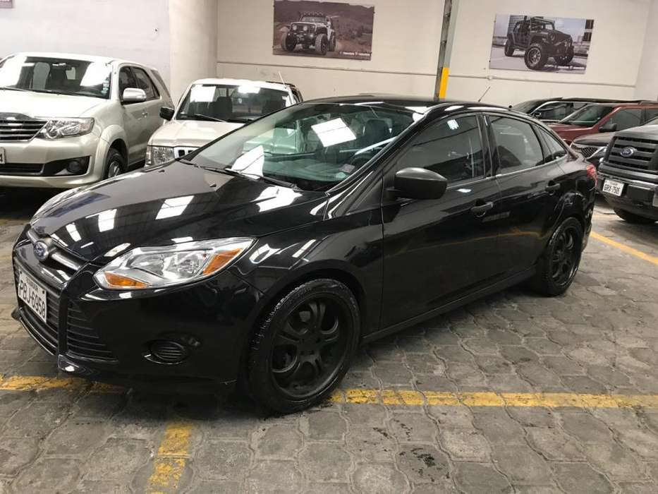Ford Focus 2013 - 80000 km
