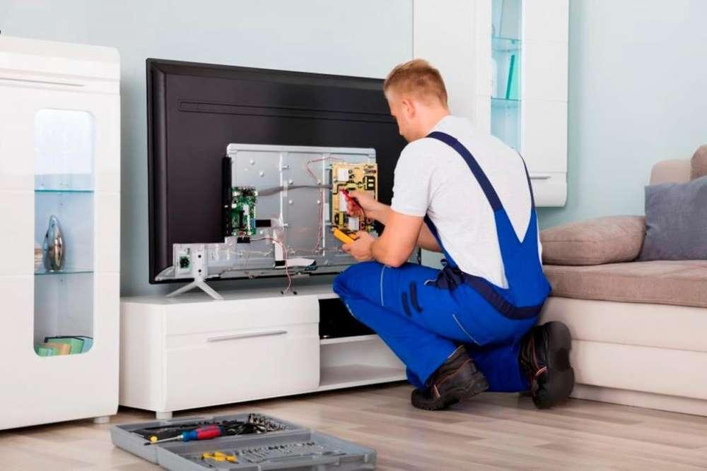 Reparación Televisores y SmartTv