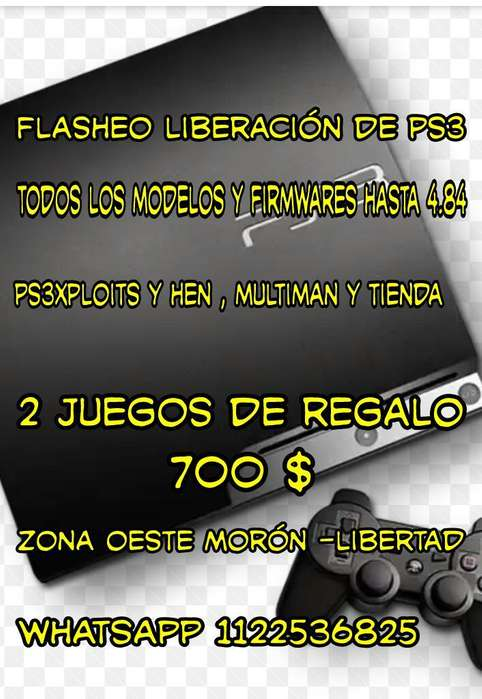 Flasheo de Ps3 , Ps2 ,