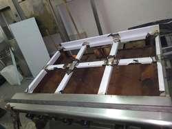 Mantenimiento de Estufa Industrial
