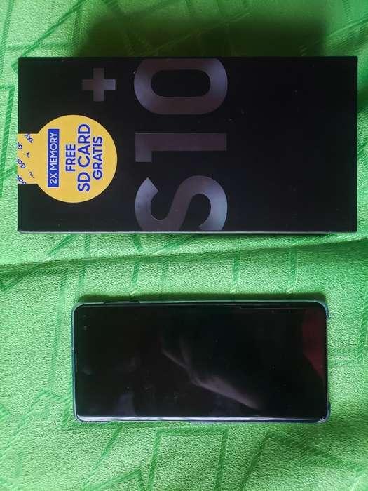 Vendo O Cambio Galaxy S10 Plus 128gb