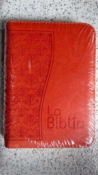 Biblia Traducción en Lenguaje Actual naranja