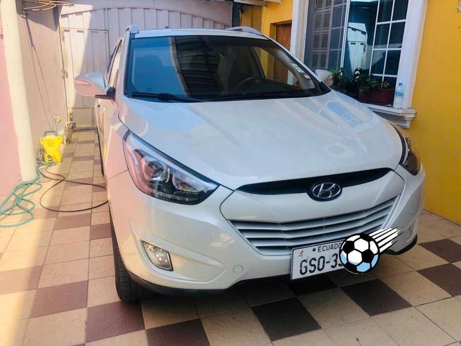 Hyundai Tucson 2015 - 106000 km