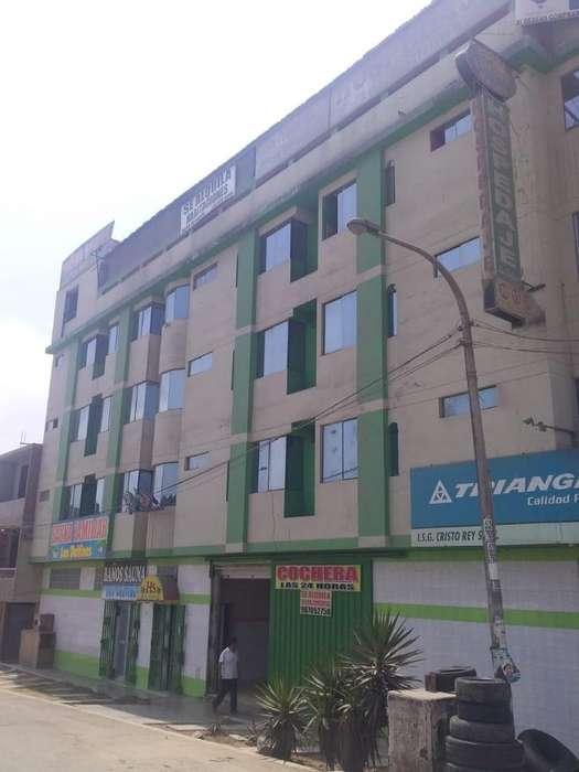 VENDO HERMOSO HOTEL EN CARABAYLLO PARA INVERSION