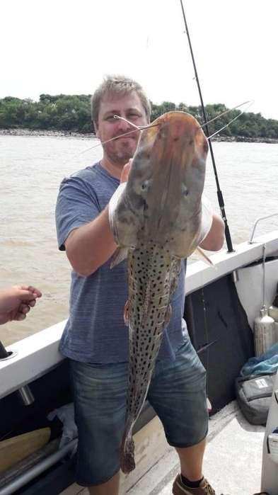 Pesca Embarcado Rio de la Plata