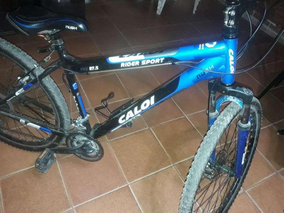 Vendo Bicicleta Caloi Rider Sport 27.5