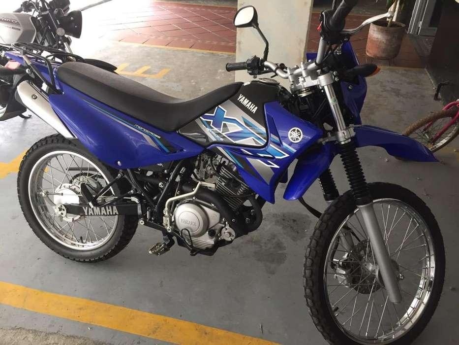 Moto <strong>yamaha</strong> Txz 125
