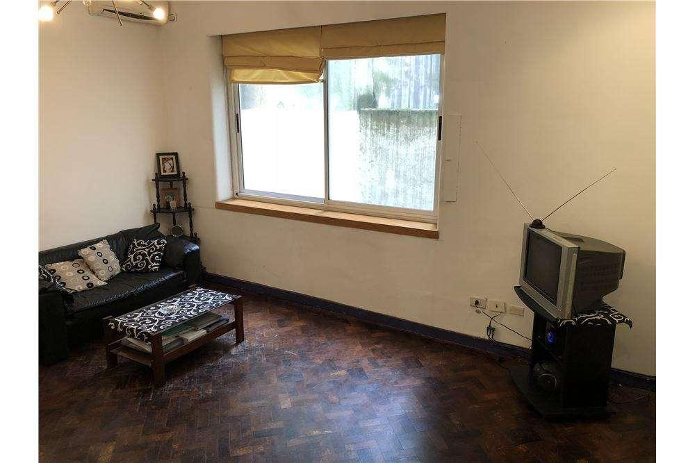 Departamento VENTA 2 ambientes c/baulera y patio