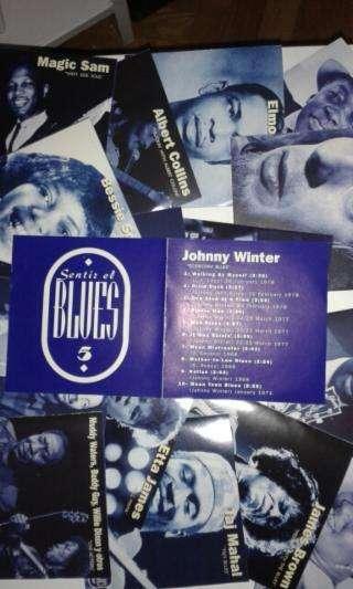 Unica Colección Sentir El Blues