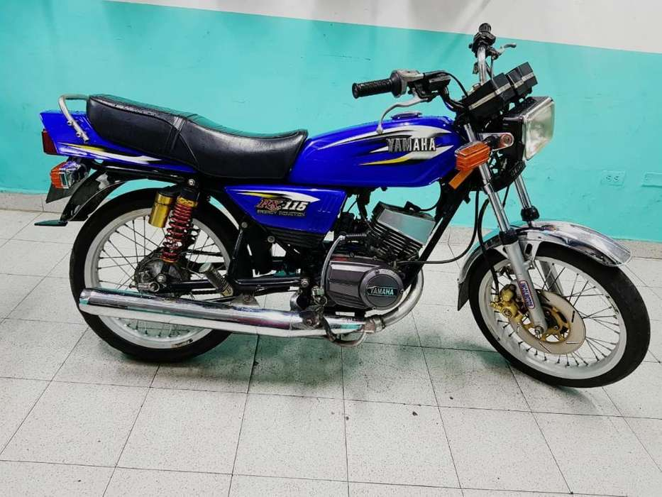 Yamaha Rx 115 Modelo 2006