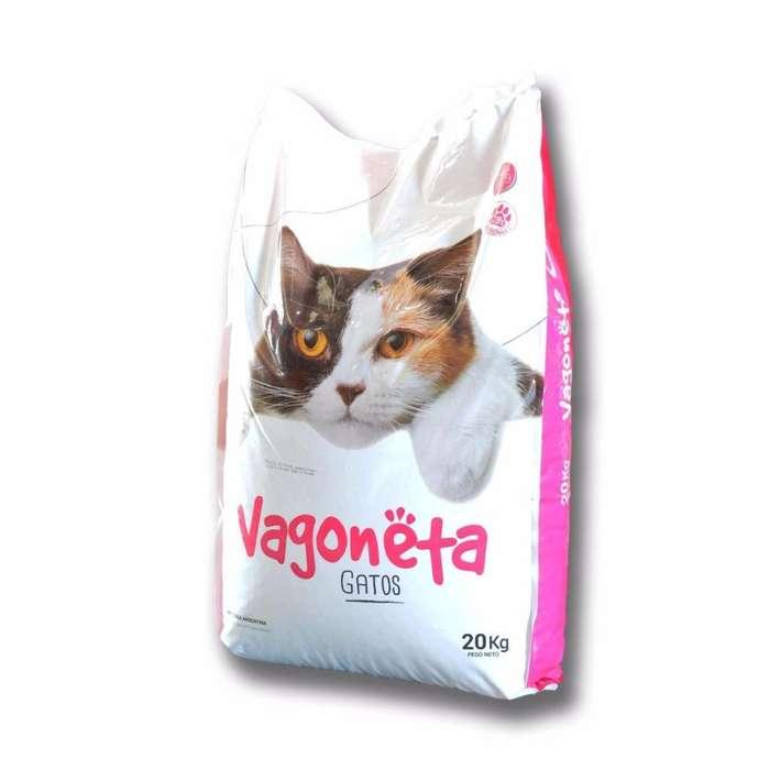 alimento <strong>gato</strong>s Vagoneta 10 kg La Plata