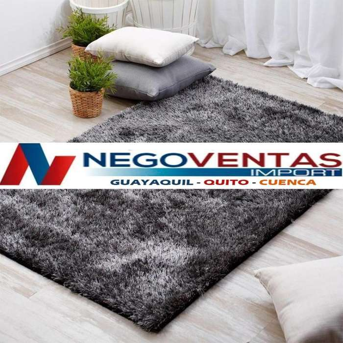 <strong>alfombra</strong> PARA DECORACION HOGAR, SALA, NEGOCIOS, ETC VARIOS MEDIDAS Y COLORES PELUDA