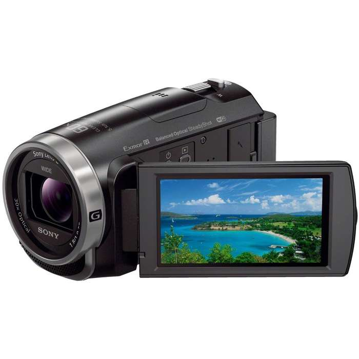 Videocámara Sony Handycam Hdr-cx675