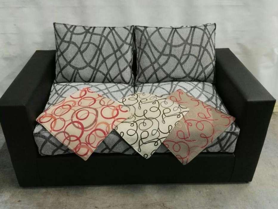 Sofa 2 Cuerpos 8900 Somos Fabrica
